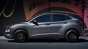 Hyundai Kona Night Edition